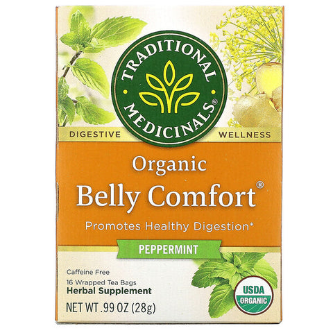 Organic Belly Comfort- Traditional Medicinals