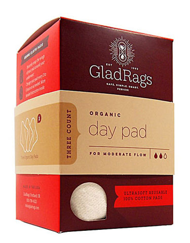 Organic Day Pad -Glad Rags