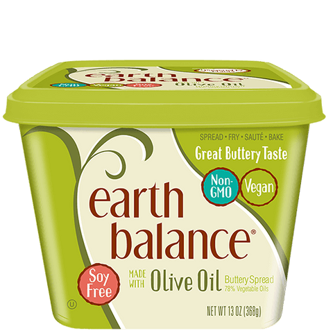Olive Oil Buttery Spread 13 OZ - EARTH BALANCE