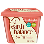 Soy Free Buttery Spread 15 0Z - EARTH BALANCE