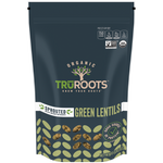 Sprouted Green Lentils- TruRoots