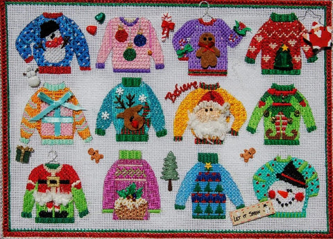 The Ugly Christmas Sweater Collection by Renaissance Designs