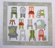 Twelve fun and funky chairs