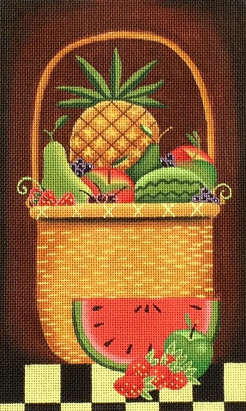 Fruit Basket @Karen Cruden