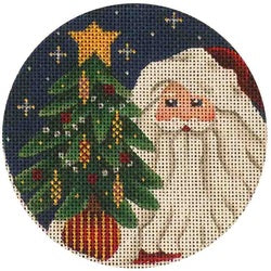 Old Father Christmas
