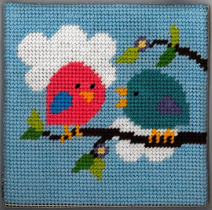 Little Moon Quickpoint Kit – Birds