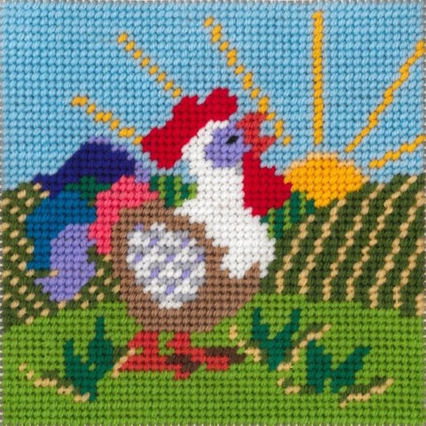Little Moon Quickpoint Kit – Rooster