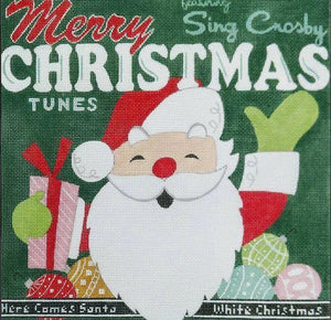 Album Cover - White Christmas