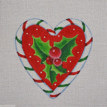 Candy Cane Heart, Holly