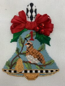Kelly Clark Christmas Bells Stitching Club With Paulette