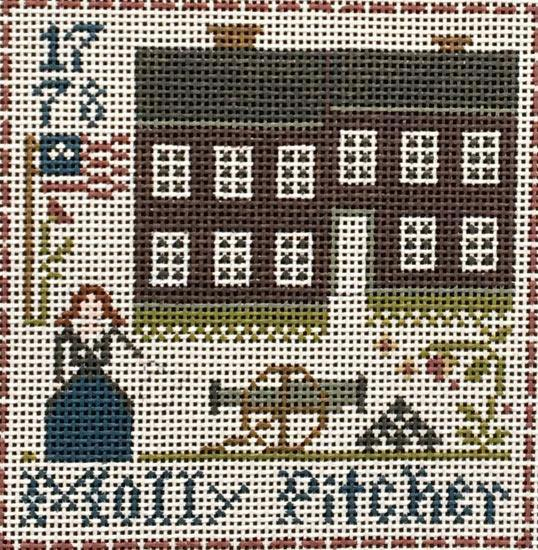 Molly Pitcher ©Little House Needleworks