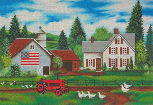 Ducks & Chickens ©Debby Wetzel