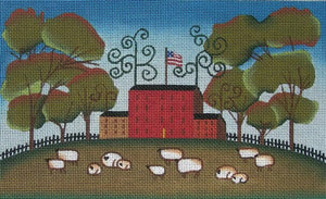 Sheep Farm @Mary Beth Baxter