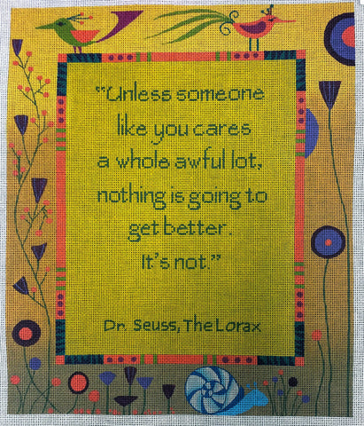 The Lorax - Unless someone like you...
