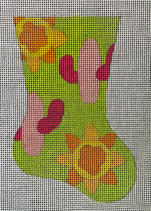 Cactus & Sun Mini Stocking