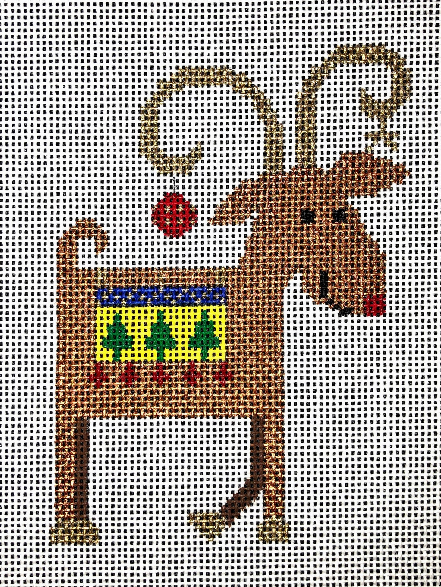 Deerheart - Stitch Guide Included