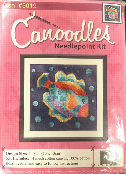 Canoodles - Fish