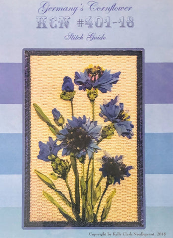 Germany Cornflower