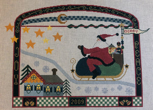 Reach For The Stars 2009 - INCLUDES STITCH GUIDE