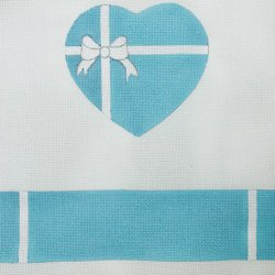 Tiffany Heart Box