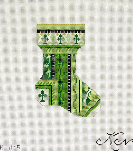 March Shamrock Sock