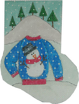 SNOWMAN UGLY SWEATER