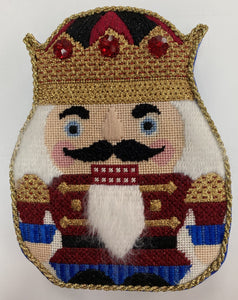 Nutcracker King- Canvas Only