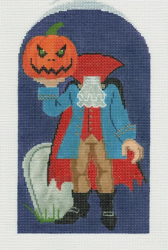 Headless Count Canvas