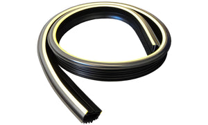 Wrap-around roller shutter seal