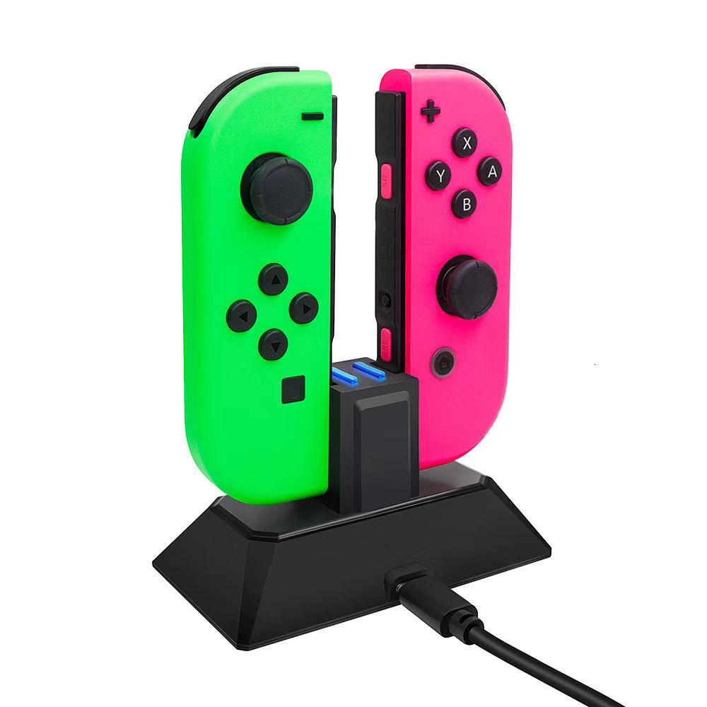 2 in 1 Joy-Con Aufladestation - michelle's mods