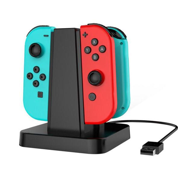 4 in 1 Joy-Con Aufladestation - michelle's mods