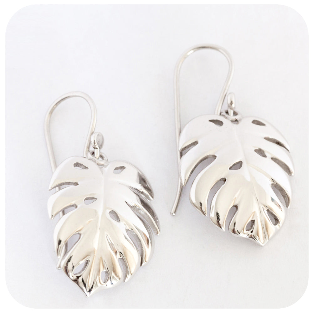 Silver Delicious Monster Earring - Victoria's Jewellery