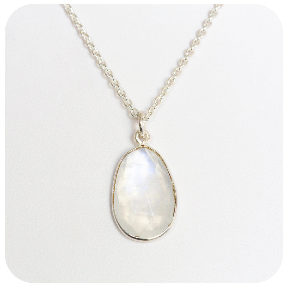 Moonstone Necklace - Victoria's Jewellery