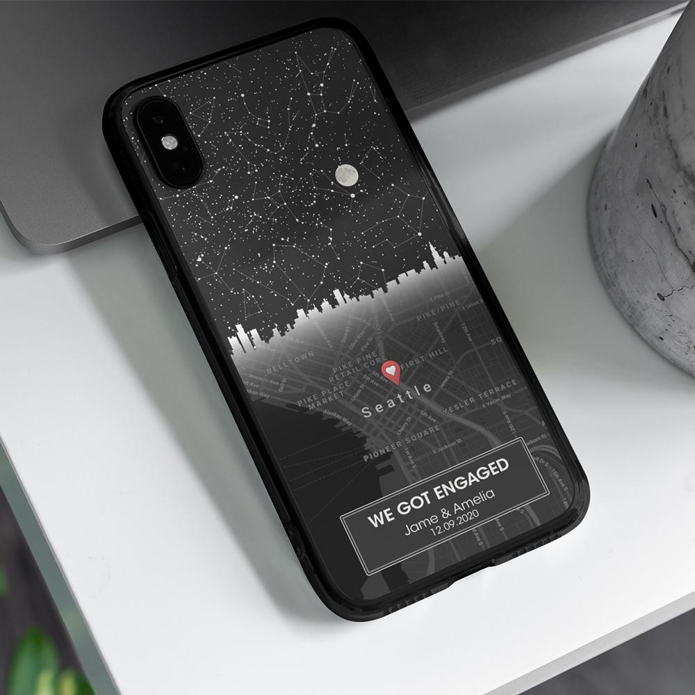 Nowadays, the cellphone is an indispensable thing. So if you want to find an anniversary gift for a modern guy, think about protective phone cases first. Help your partner protect the cellphone in style with a custom phone case. You can choose a unique phone case, a trendy or a cute phone case depending on her or his style. Even it is an Android phone or Iphone 7 8 11 12 to iPhone 12 Pro Max, this unique first anniversary gift will make your loved one feel really satisfied.