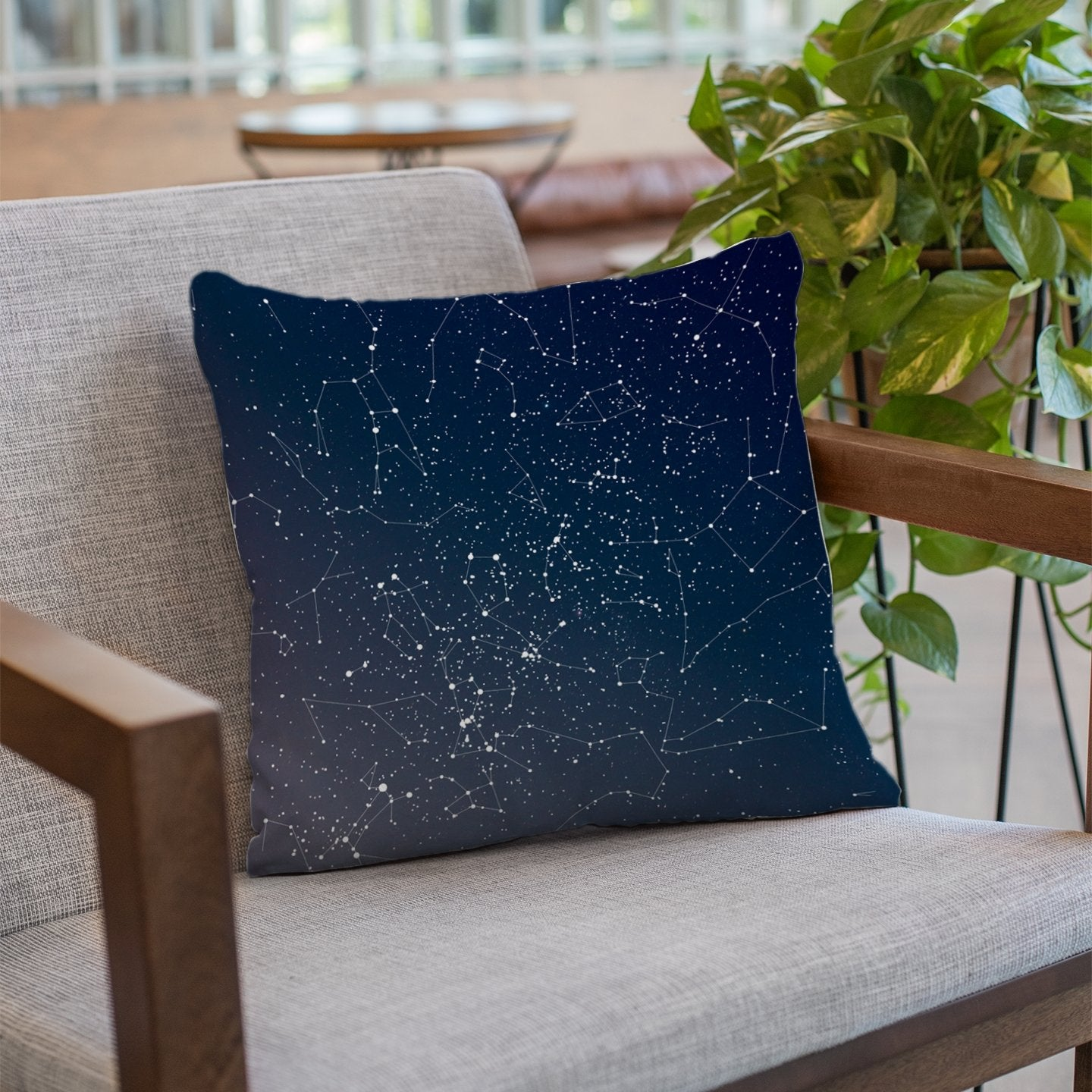 Custom Star Map, Personalized Night Sky, Mother's Day Gift Canvas Wall Art