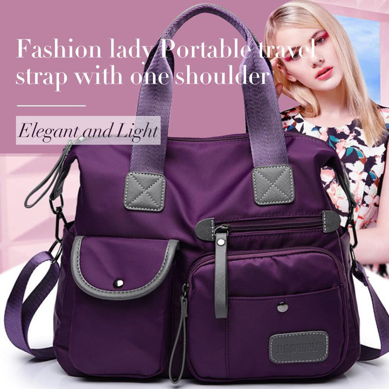 (Pre-sale)Fashion Lady Portable Bag With One Shoulder