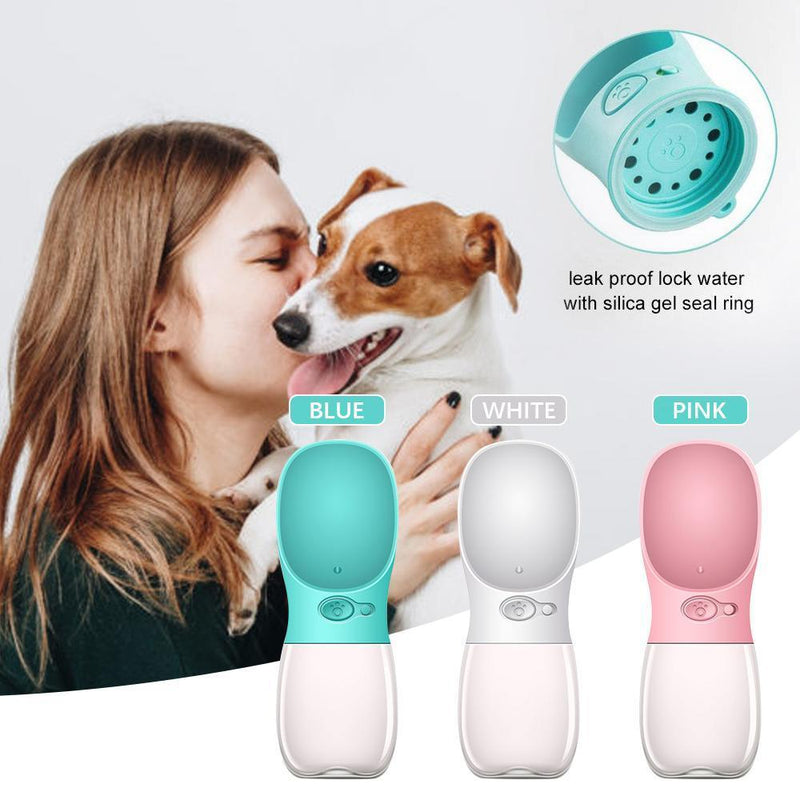 Outdoor Portable Pet Water Bottle