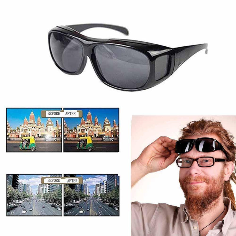 HD Anti Glare Sunglasses
