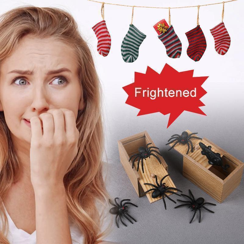 Awesome Scare Box - Hilarious Gag Gift