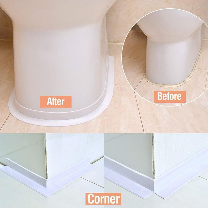 Waterproof & Adhesive Caulk Strip