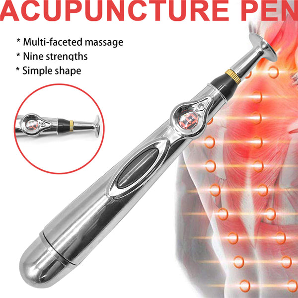 Electronic Acupuncture Pen.