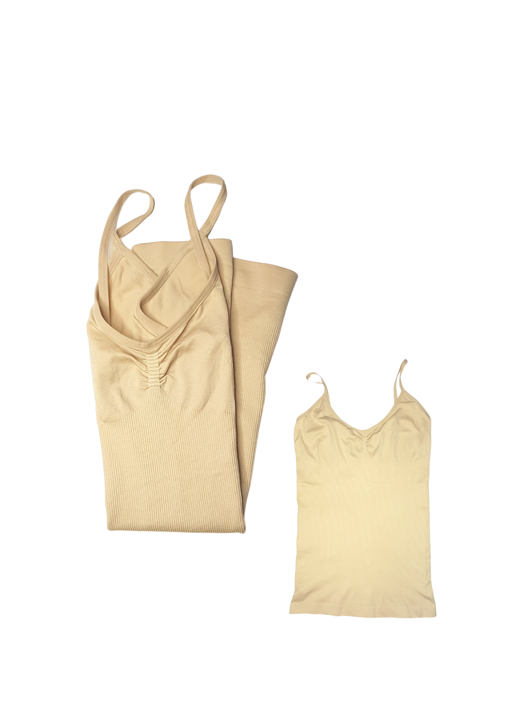 Long Cami Tank Top