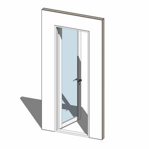 Single Swing Door