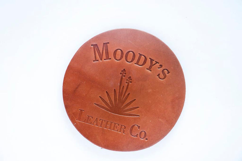 Coaster (Pack of 4) - Moody's Leather Co.