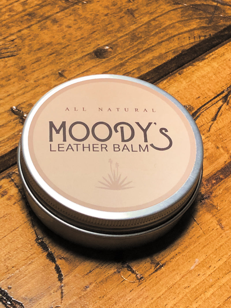Leather Balm (4 oz.) - Moody's Leather Co.
