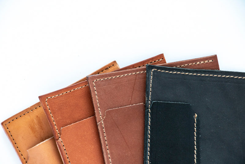 Field Notebook Sleeve - Moody's Leather Co.
