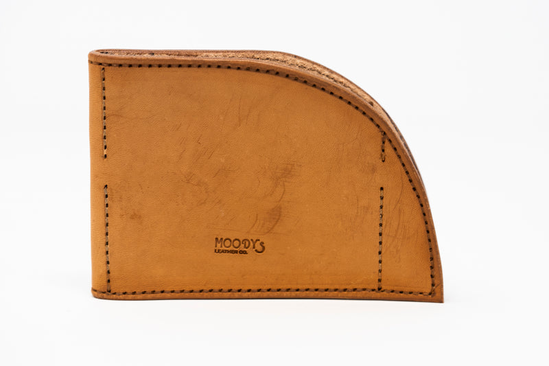 Front Pocket Wallet - Moody's Leather Co.