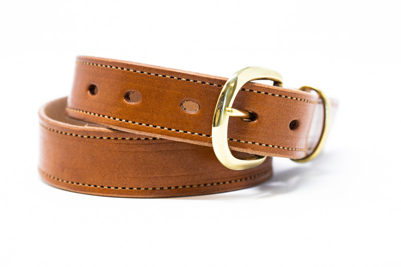 Dress Belt - Moody's Leather Co.