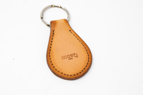 Round Keychain - Moody's Leather Co.