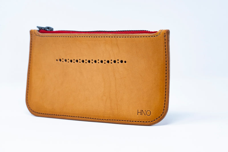 Zipper Pouch - Moody's Leather Co.